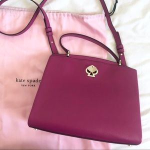 Brand new Kate Spade Romy medium satchel